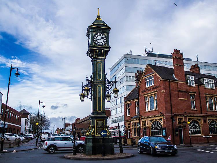 The top ten Birmingham attractions