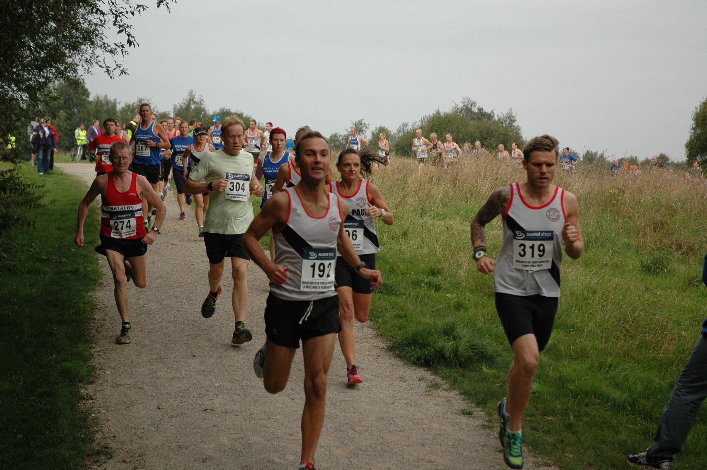 Greater Manchester Run