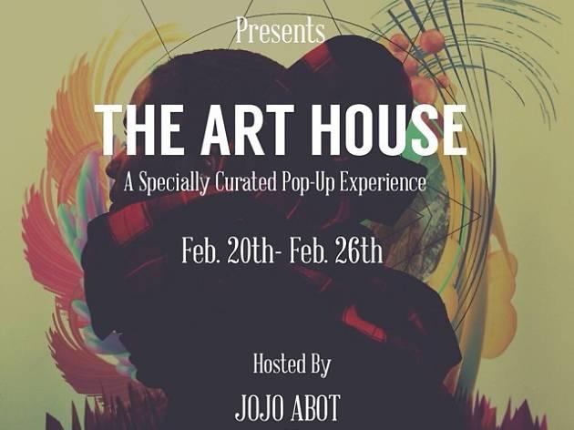 Gold Coast Art House Pop Up