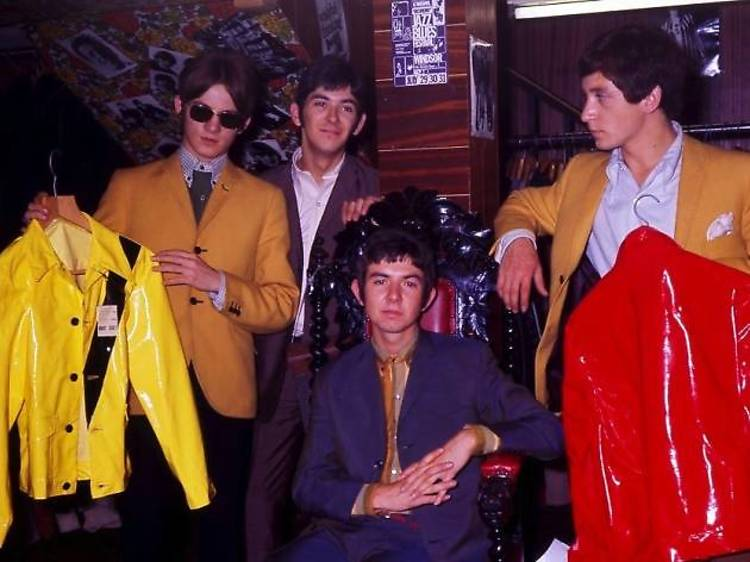 The Small Faces – 'Itchycoo Park' (1967)