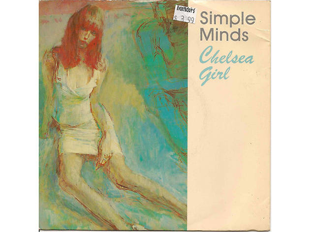 'Chelsea Girl' – Simple Minds (1979)