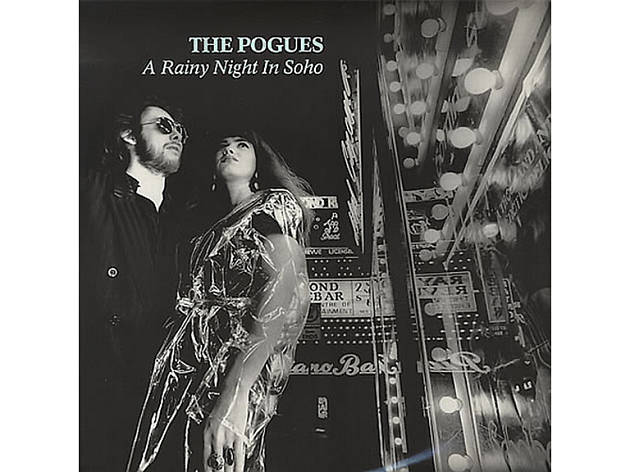 The Pogues – A Rainy Night in Soho