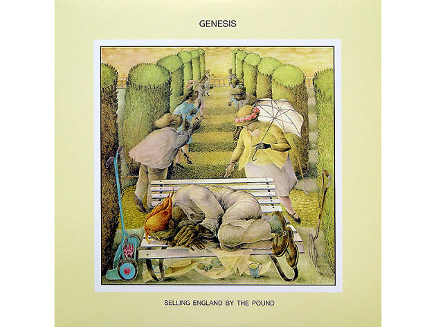 'The Battle Of Epping Forest' – Genesis (1973)