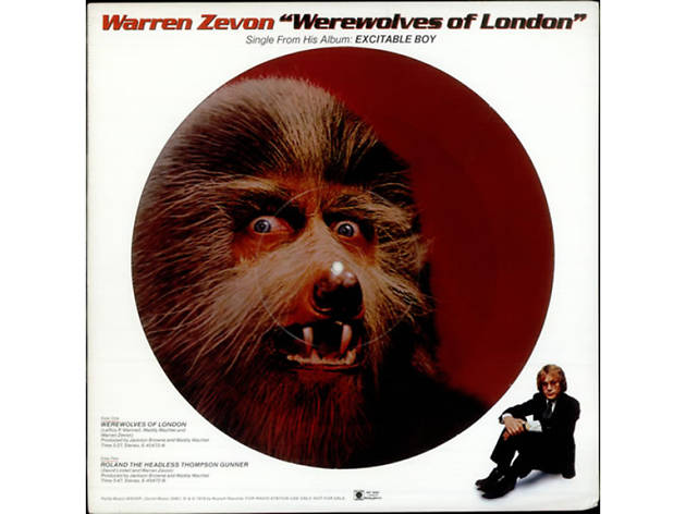 'Werewolves of London' – Warren Zevon (1978)