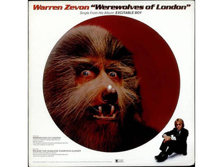 'Werewolves of London' – Warren Zevon (1978)
