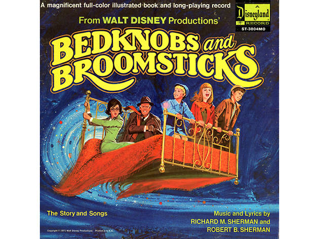 'Portobello Road' – Bedknobs and Broomsticks OST (1971)
