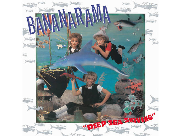 Bananarama – Deep Sea Skiving