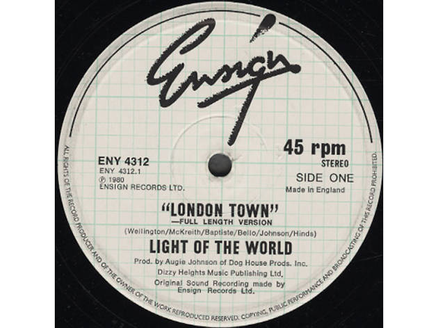'London Town' – Light Of The World (1980)