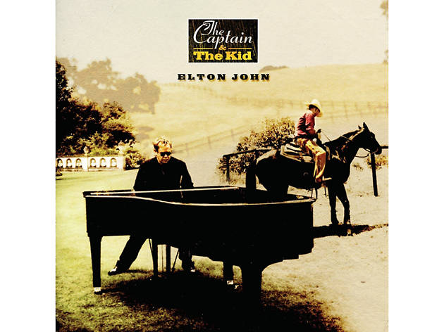 Elton John – Across the River Thames
