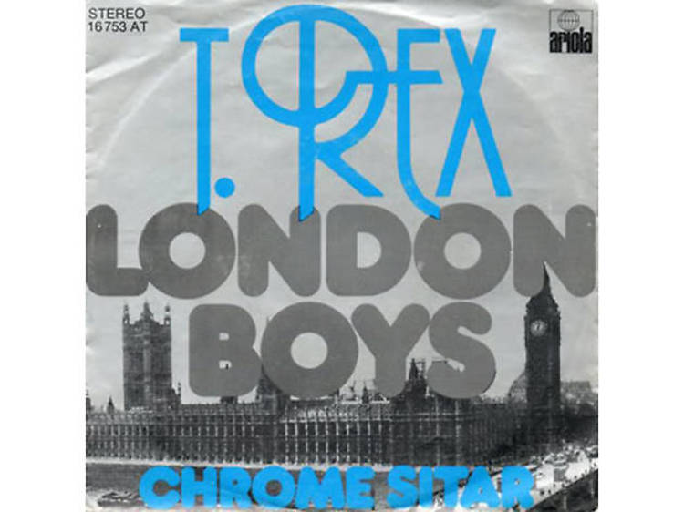 'London Boys' – T Rex (1976)