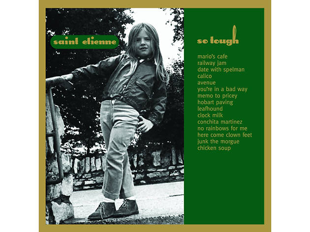 Saint Etienne – So Tough