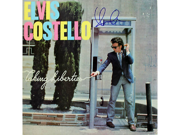 Elvis Costello – Taking Liberties
