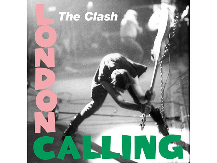 'The Guns of Brixton' – The Clash (1979)