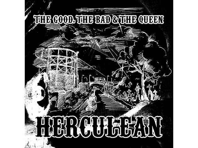 'Herculean' – The Good, The Bad & The Queen (2006)