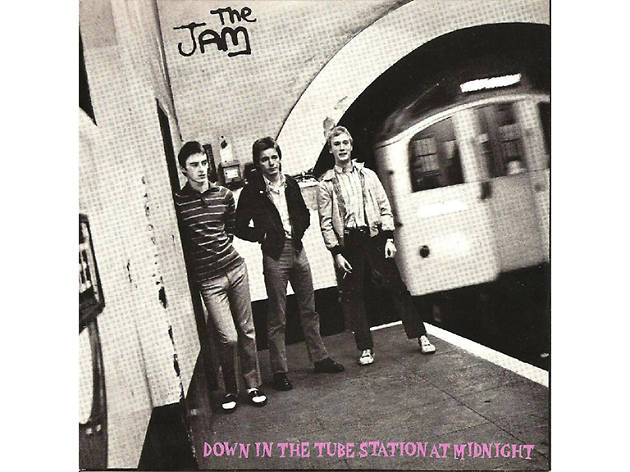 The Jam – Down in the Tube Station at Midnight