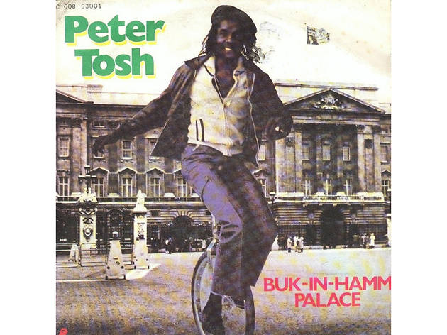 'Buk-In-Hamm Palace' – Peter Tosh (1979)