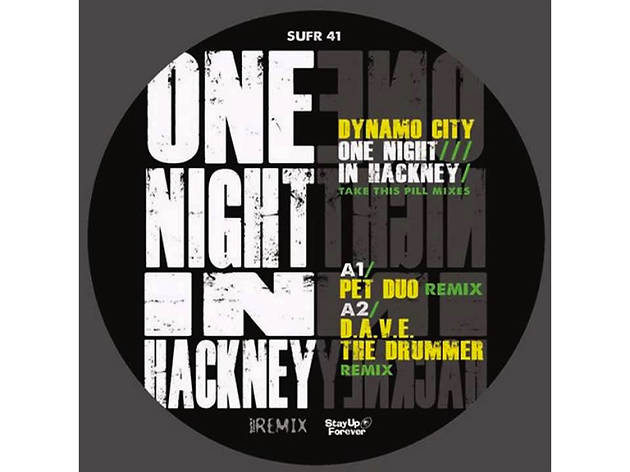 'One Night In Hackney' – Dave The Drummer (2011)