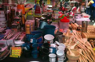 Utensilios para cocina (Foto: Gil Camargo)