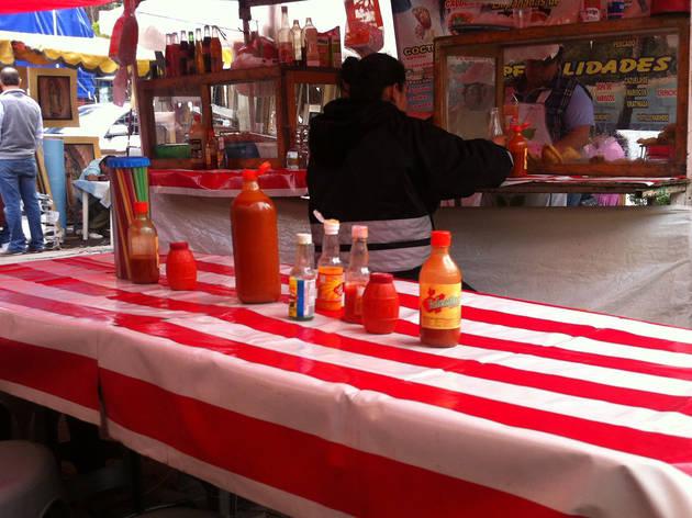 Marisquería  (Foto: Gil Camargo)