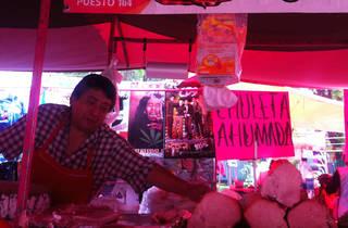 Carnicería  (Foto: Gil Camargo)