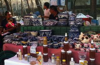 Miel y cerámica  (Foto: Gil Camargo)