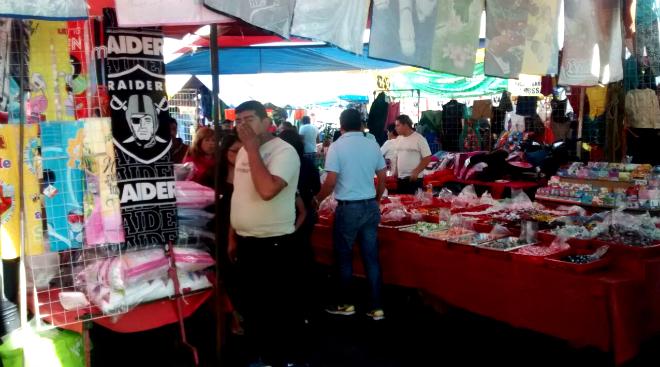Tianguis de San Juan