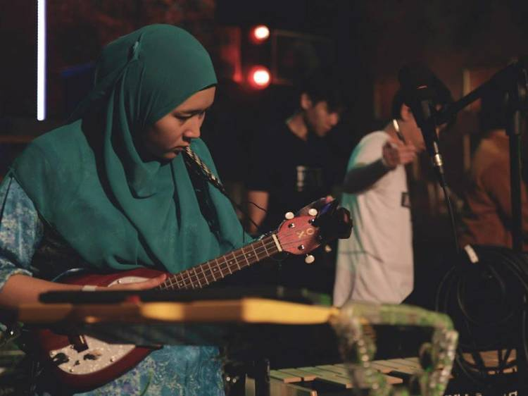 'Hey Orang Kita Mocksong' by The Venopian Solitude