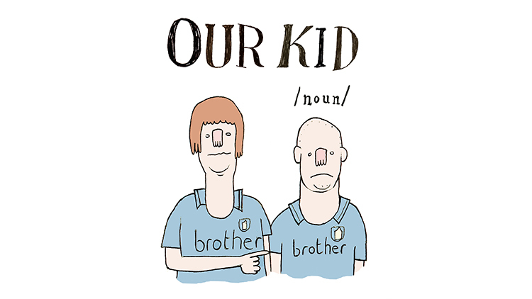 The A-Z of Northern slang: Our Kid