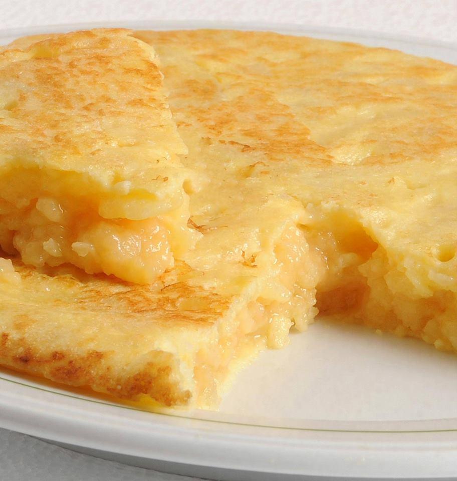 Tortilla de Jurucha