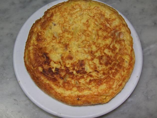 Tortilla de La Alegría