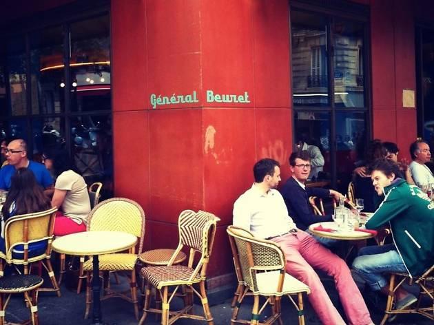 général beuret terrasse (DR / © Général Beuret)