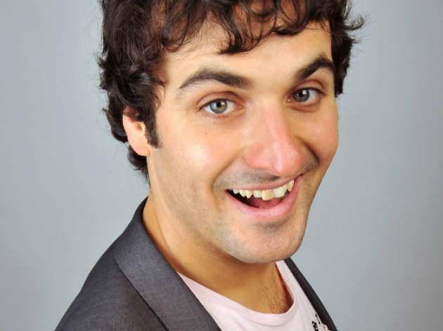 Patrick Monahan: Adventures in Monahan Land