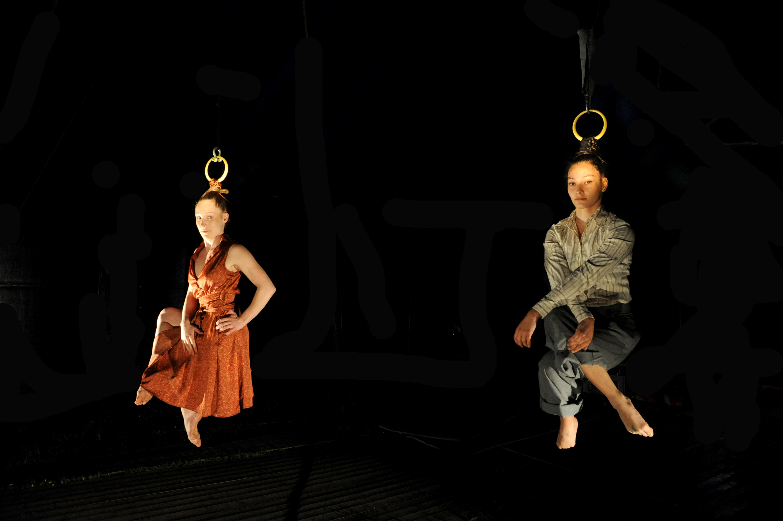 Cirque au féminin • Capilotractées