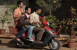 Bollywood movie: 3 Idiots