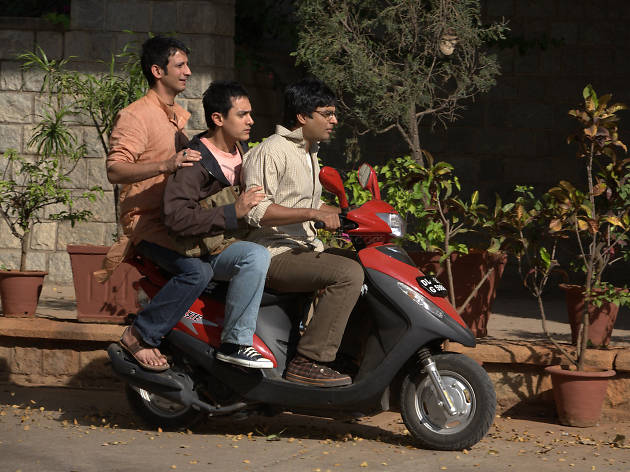 Bollywood movie: 3 Idiots