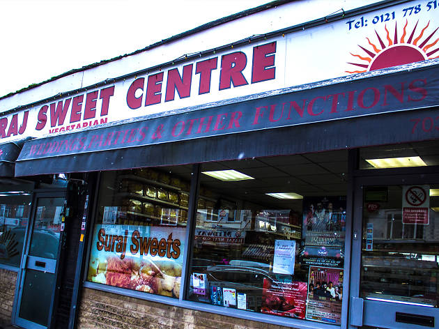 Suraj Sweet centre, Sparkhill