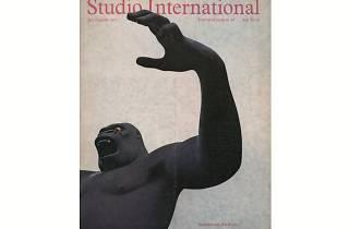 Five Issues of Studio International