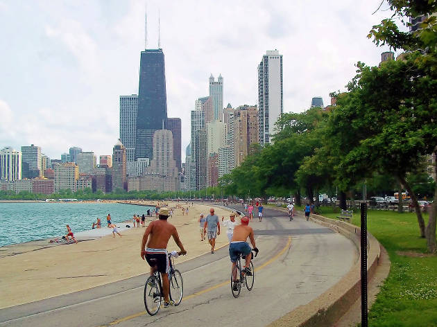 Mayor Emanuel announces plan to expand Chicago's lakefront and riverfront parks