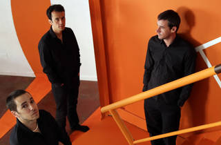 Remi Panossian Trio (Foto: Cortesía Eurojazz 2015)