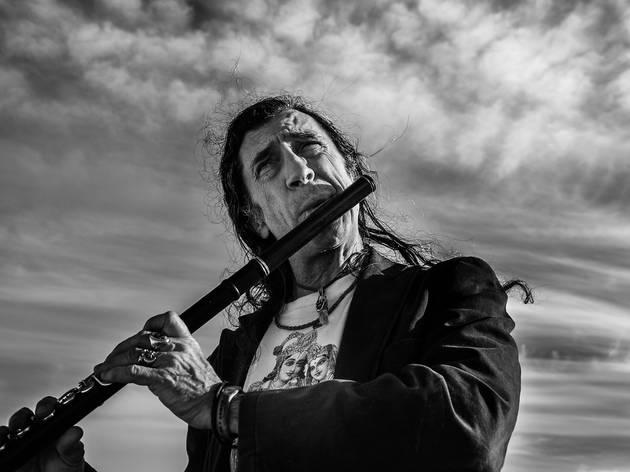 Jorge Pardo (Foto: Cortesía Eurojazz 2015)