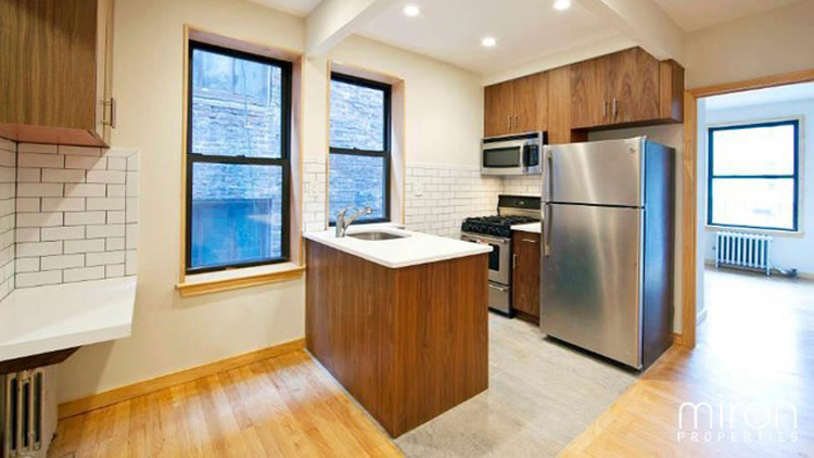Affordable apartments, February 17, East Village 1