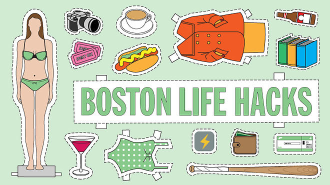 23 Boston hacks to make your life easier