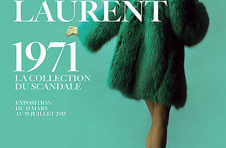 Yves Saint Laurent 1971, la collection du scandale