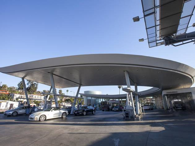 The 5 most unique gas stations in Los Angeles