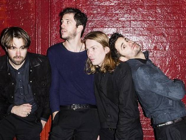 BCN Live! by Sony: The Vaccines + Zoot Woman + Standstill + Izal
