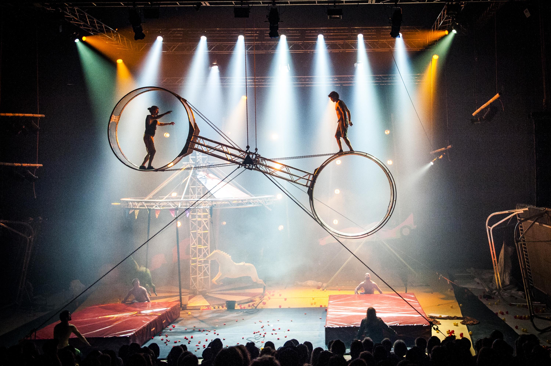 Le plein de cirque !