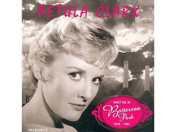 'Meet Me In Battersea Park' – Petula Clark (1954)