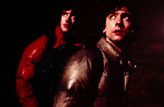 Sneaky Experience: An American Werewolf in London