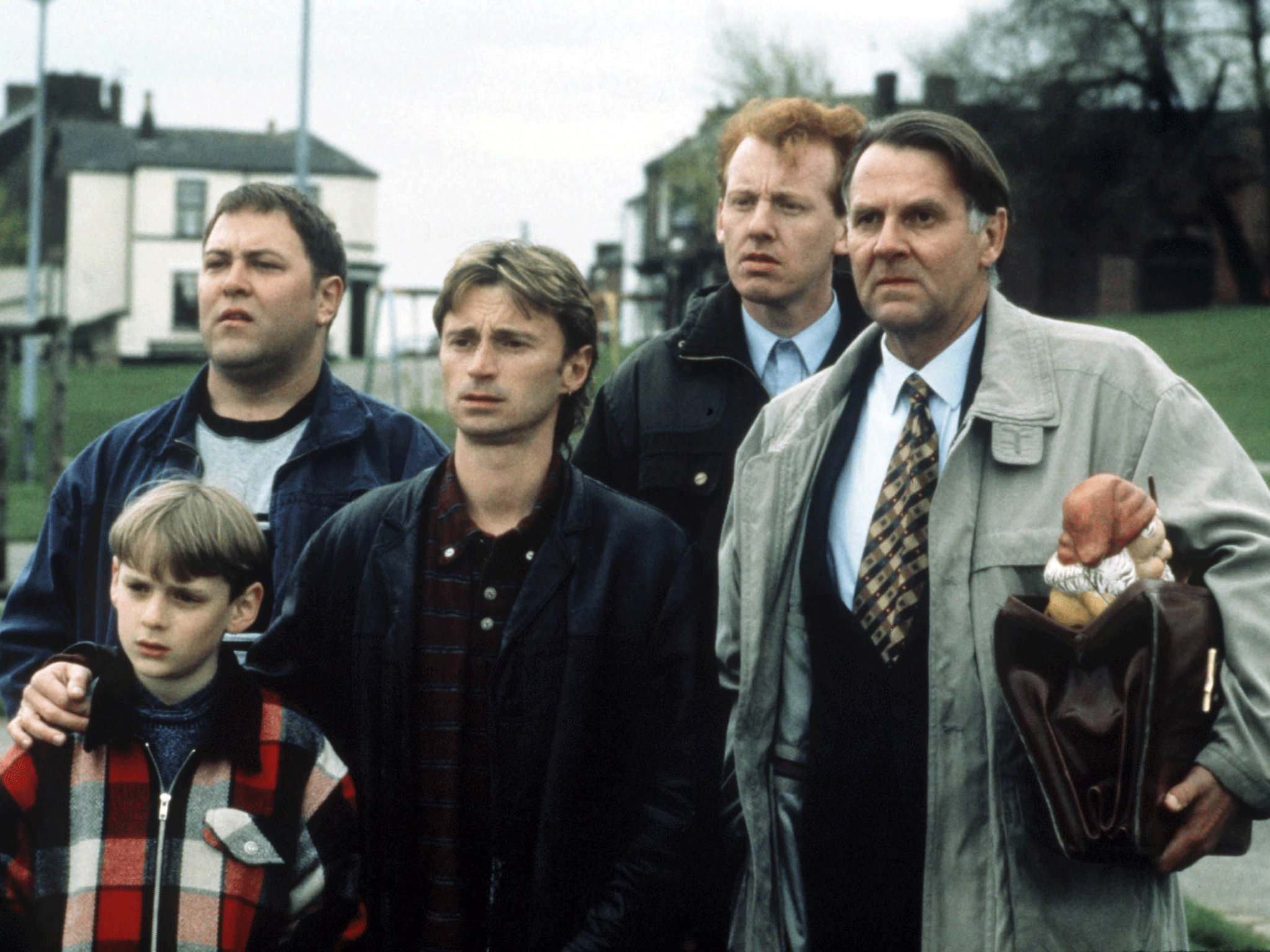 The Full Monty, best Yorkshire films