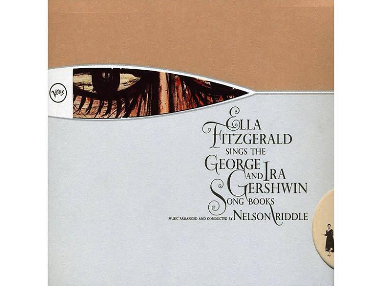 """""""Cheek to Cheek"""" by Ellla Fitzgerald"""